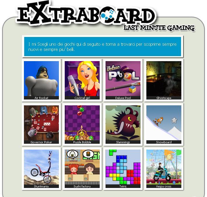 extraboard
