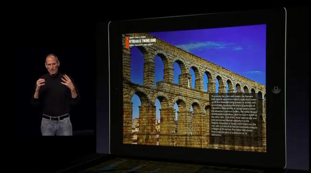 Steve Jobs e Roma Virtual History