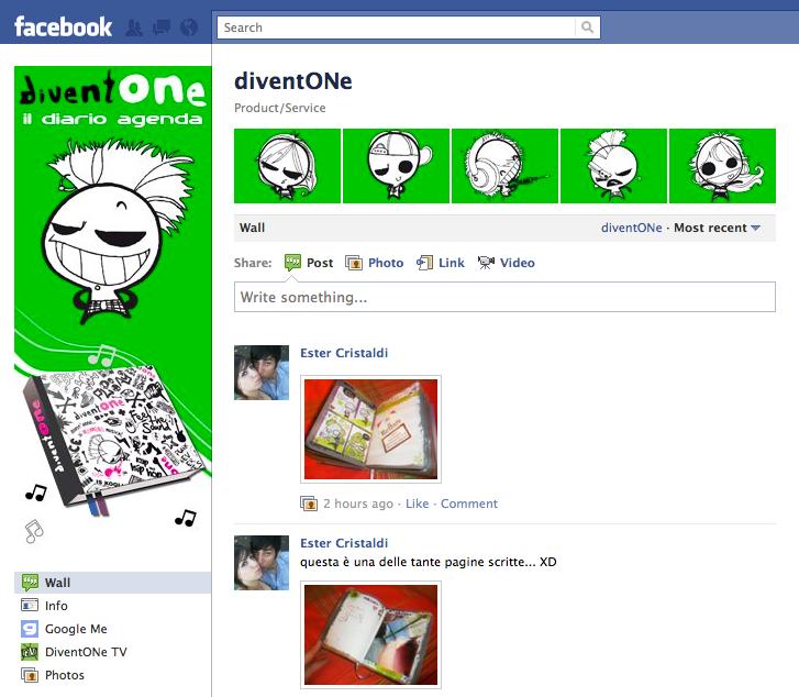 facebook diventONe
