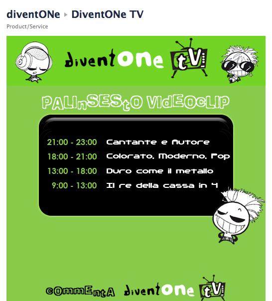 diventONe Tv