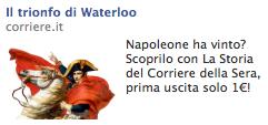 La vittoria di Waterloo?