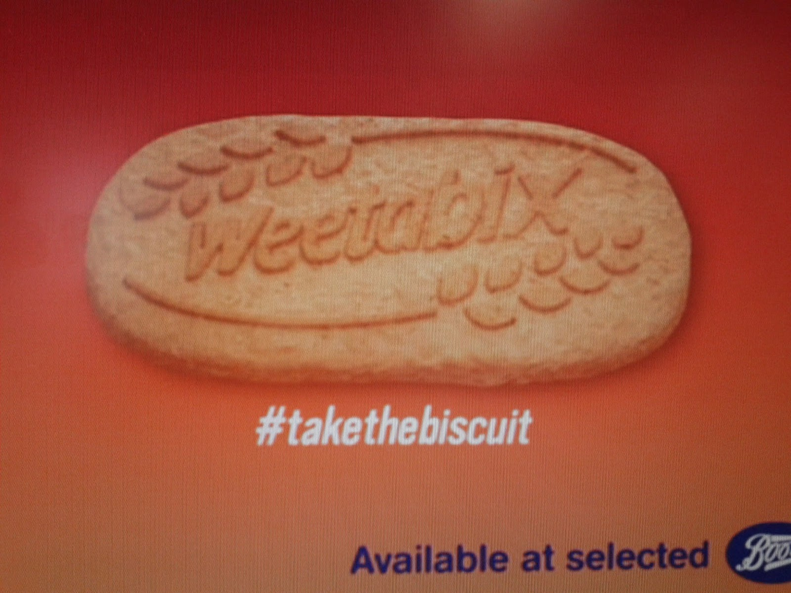 #takethebiscuit