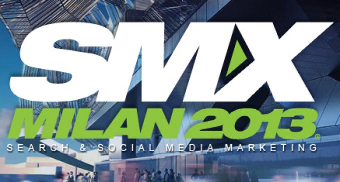 SMX Milan 2013