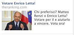 Votare Enrico Letta