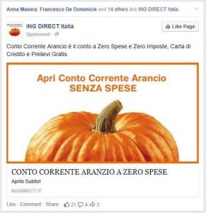 Conto Corrente Aranzio