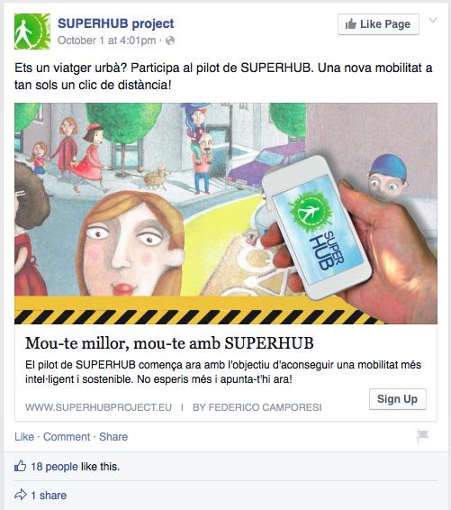 Superhub Project Barcelona
