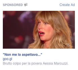 Aessia Marcuzzi - Ultimissima