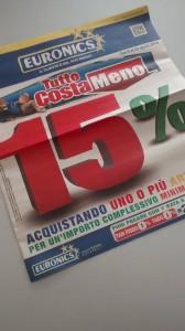 Special edition: volantino Euronics