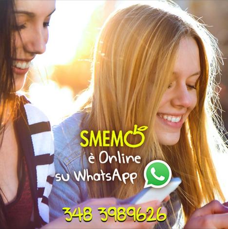 Smemoranda su WhatsApp