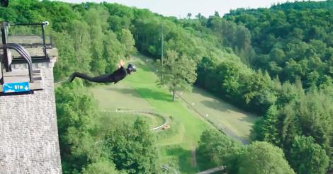 Ikea wireless bungee jumping
