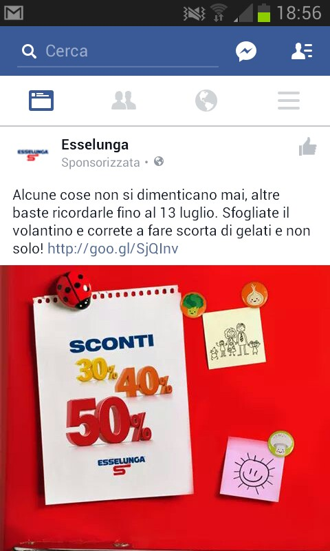 Esselunga ignorante